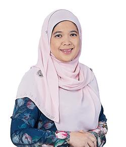 Dr. Aida Zairani Mohd Zahidin
