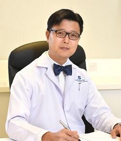Dr. Alan Ch'ng Swee Hock