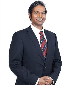 Dr. Arasa Raj Sinnathuray
