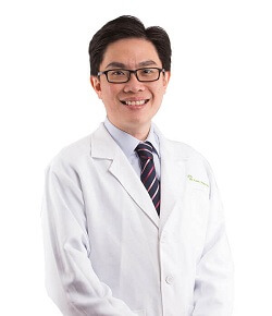 Dr. Donald Ang