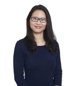 Dr Doris Chow Sze