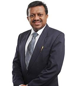Dr. K Ravindran Katheerayson