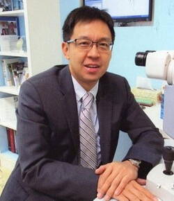 Dr. Kenneth Fong Choong S