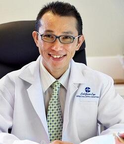 Dr. Lee Fatt Nam