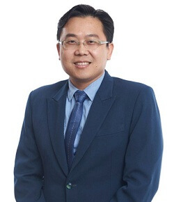 Dr. Liew Kean Chiew