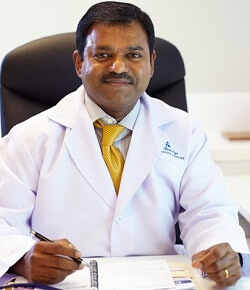 Dr. M. Devindran