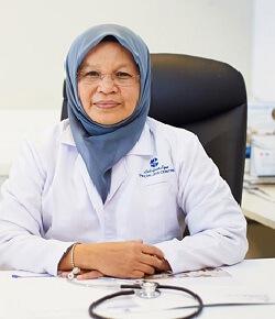 Prof. Narazah Binti Mohd Yusoff