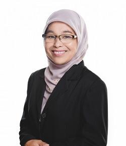 Dr Normayah Kitan