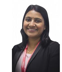 Dr. Priatharisiny Velayutham