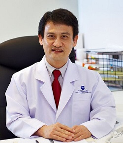 Mr. Yeoh San Beng